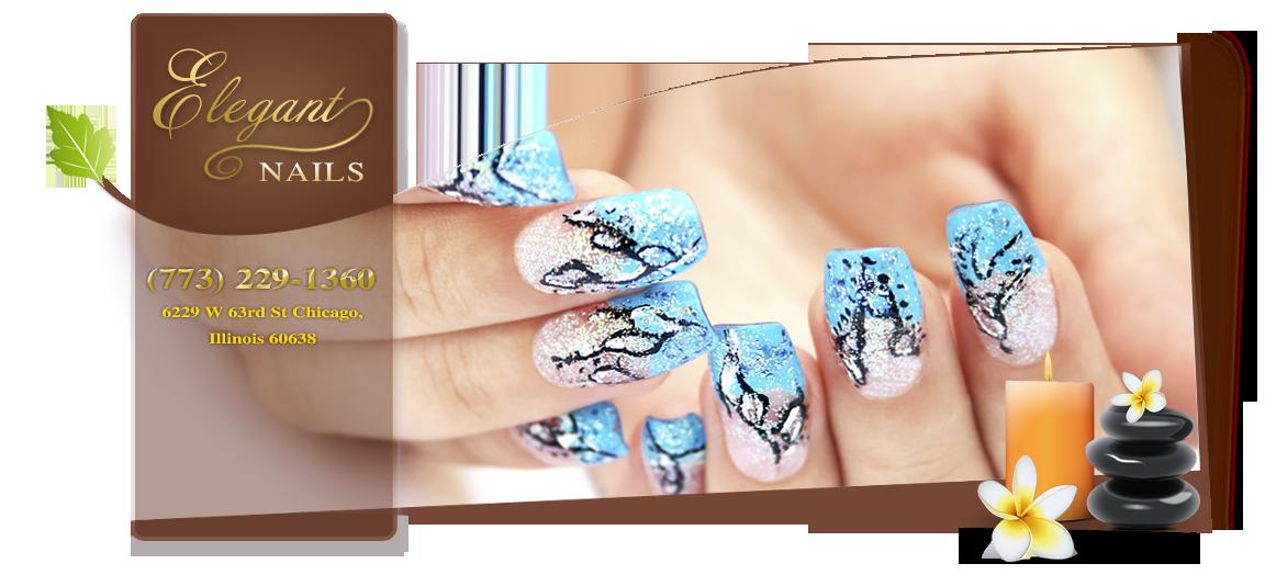 Nail salon Chicago - Nail salon 60638 - Elegant Nails